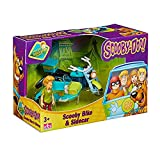 Scooby Doo Mystery Mini Vehicle & Figure Set Scooby Bike & Sidecar