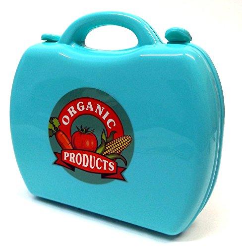 Brigamo 560 – Spielzeug Bio Kaufladen to go im Koffer - 6