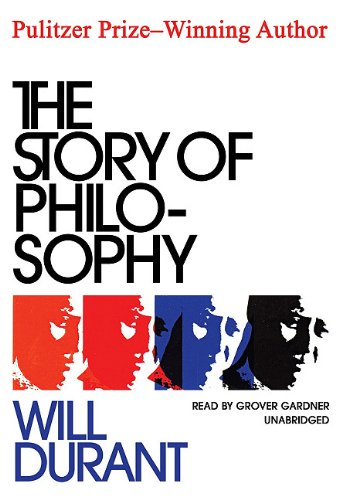 The Story of Philosophy (Playaway Adult Nonfiction)
