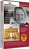 Deutsch lernen für Spanier - Basiskurs zum Deutschlernen mit Menüführung auf Spanisch