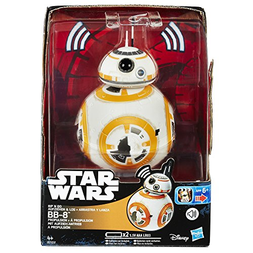 Star Wars Rip-n-Go BB-8 Figure