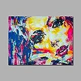HY&GG Marke Abstrakten Bild Kunst Leinwand Stretchered Acryl Malerei Größe 40 * 50 Cm