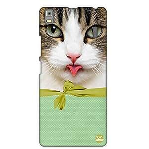 Designer Lenovo K3 Note Case Cover Nutcase-Kitty Kitten
