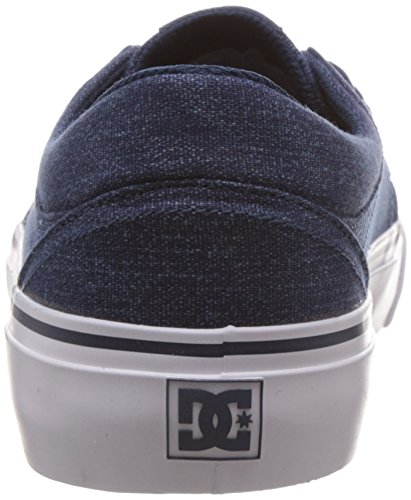 Dc - Trase Tx Se M Shoe Lgr, Sneakers da uomo Multicolore (Mehrfarbig (DARK DENIM/WHITE))
