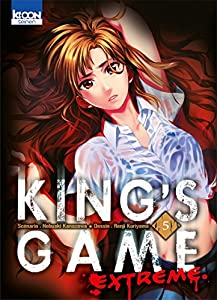 King's Game Extreme Edition simple Tome 5