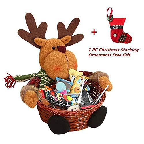 LjzlSxMF Decoración Navidad Navidad Almacenamiento
