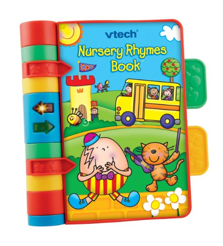 VTech Baby Nursery Rhymes Book -...