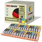 30 XL TONER EXPERTE® PGI-550XL / CLI-551XL Druckerpatronen kompatibel für Canon Pixma iP7150, MG5450, MG5550, MG5650, MG6350, MG6450, MG6650, MG7150, MG7550, MX725, MX925, iP7250, iP8750, iX6850
