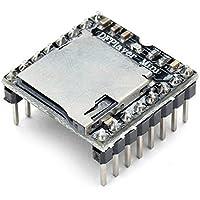 Aihasd Mini Player MP3 giocatore altoparlante Modulo con uscita semplificato per Arduino UN OR3