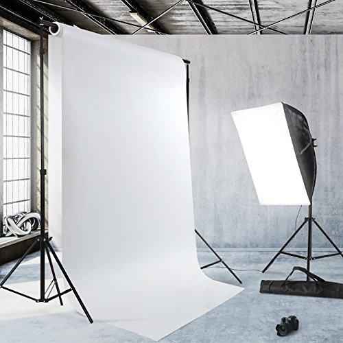 Lightfox Profi Studioleuchte Fotostudio höhenverstellbares Lichtstativ von ca. 78 cm - 200 cm Test