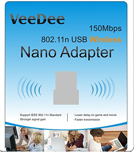 VeeDee Wireless Wi Fi ,Network + Soft AP