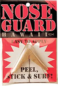 Surfco Shortboard Nose Guard Kit-Clear
