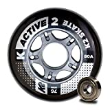 K2 76 MM ACTIVE WHEEL 8-PACK /ILQ 5