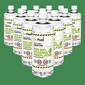 24L PREMIUM BIOETHANOL FUEL FOR FIRES, FREE NEXT WORKING DAY DELIVERY to mainland UK for orders placed before 3pm. Bio ethanol Liquid fuel for bioethanol fires. Premium Grade Quality.