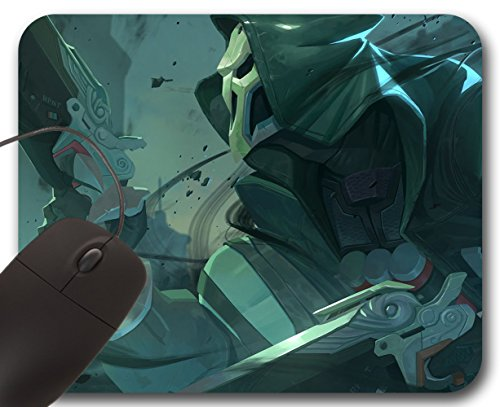 Mousepad Reaper (C) - Overwatch Tappetino per Mouse