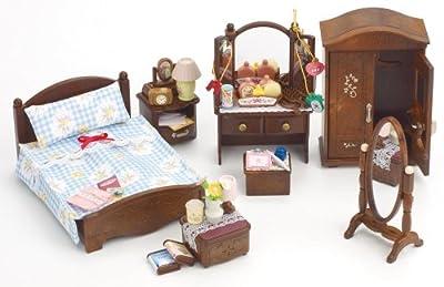 Sylvanian Families - Habitación de matrimonio para casa de muñecas de Sylvanian Families