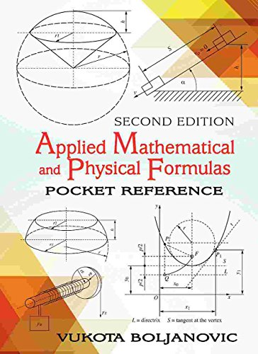 Applied Mathematical and Physical Formulas (English Edition) -
