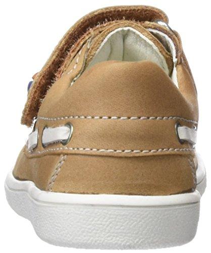 Pablosky 005946, Chaussures de Navigation Garçon Marron