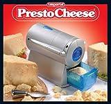 G S D Haushaltsgeräte Code 800 Presto Cheese, Elektrische Käsereibe