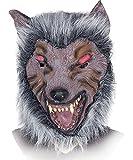 Ciao–Máscara lobo zombie