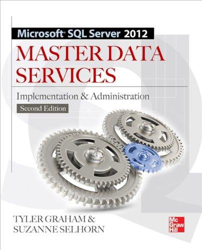 Microsoft SQL Server 2012 Master Data Services 2/E (English Edition) (Zertifizierung Simulation)