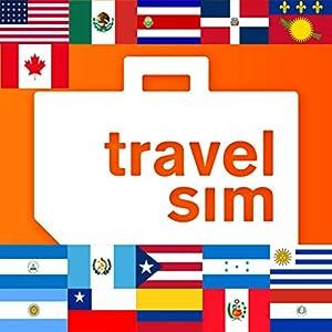 se realizan paginas web: Tarjeta SIM para América (EE.UU., México)(Costa Rica, República Dominicana, Guad...