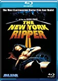 New York Ripper [Blu-ray] [Import anglais]