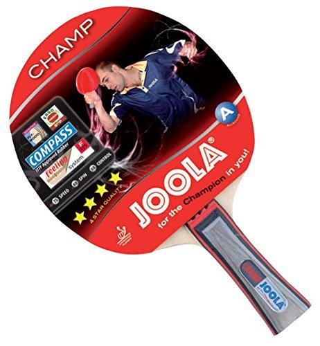 Joola Champ Tischtennisschläger, Mehrfarbig, One Size