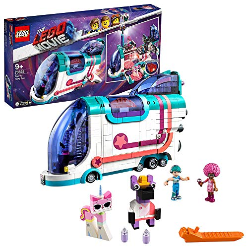 THE LEGO MOVIE 2 70828 Pop-Up-Party-Bus - Lego Movie Lego Die