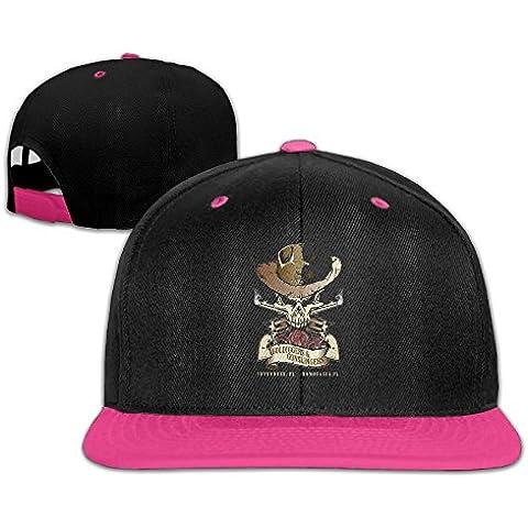 Guns N Roses Ford Field Contrast Color Hip Hop Baseball Hat