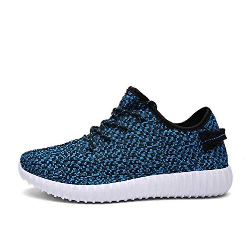 IceUnicorn, Scarpe da corsa donna Azzurro