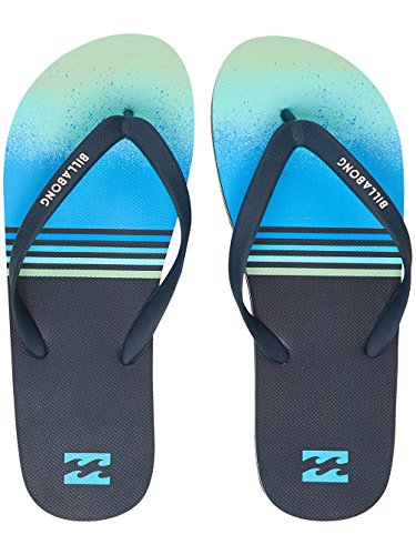 Billabong Tides Fifty50, Scarpe da Spiaggia e Piscina Uomo Blu (Navy)