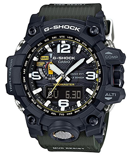 Reloj Casio para Hombre GWG-1000-1A3ER