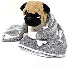 mascotas perros accesorios deportiva para cama mascota perrito, Sannysis Almohadillas mascotas gatos Manta de descanso