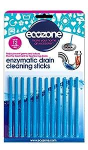 Ecozone Enzymatic Drain Sticks Helps To Prevent
