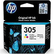 HP 305 Tri-color Original Ink Cartridge 3YM60AE