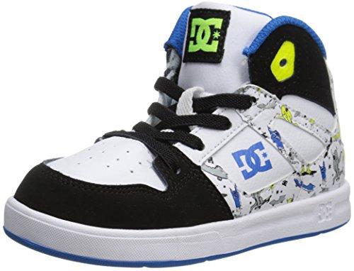 DC Shoes Rebound Se UL, Baskets Mode bébé Fille