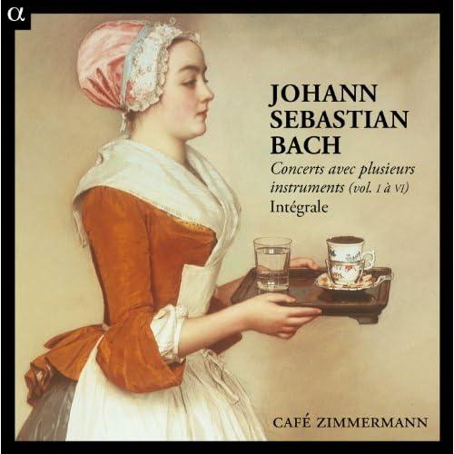 Suite in B Minor, BWV 1067: II. Rondeau