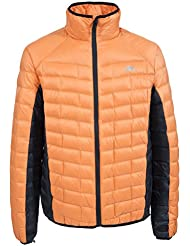 Trespass Mens Zaky Warm Natural Feather Down Padded Jacket