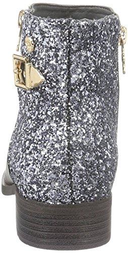 XTI - 46063, Stivali bassi con imbottitura leggera Donna Grigio (grigio)