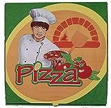 Chiner - Cajas de Pizza (40 x 40 (50 unds.))