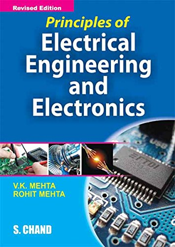 Principles of Electrical Engineering and Electronics (English Edition) -