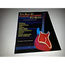 The Best of David Bowie for Guitar