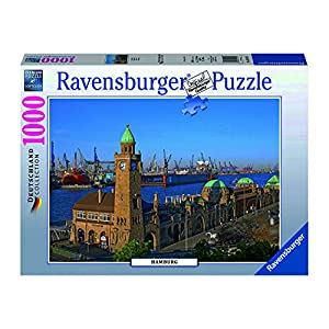 Ravensburger Spieleverlag GmbH - Rompecabezas, 1000 Piezas (19457)