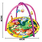 Lian LifeStyle 9814 Super Deluxe Baby Gymnastikteppich, Spielmatte, Spielmatte, Spielmatte