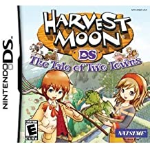 Harvest Moon: The Tale Of Two Towns [DS, DSi, DSLite, DS XL, 3DS] [Importación Inglesa]