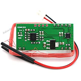 Asiawill RDM6300 125Khz EM4100 RFID Reader Module UART Output Access Control System for Arduino