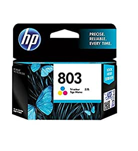 HP 803 Tri-Color Original Ink Cartridge