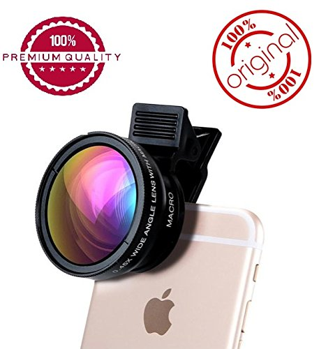 Easypro™ Universal Professional HD Camera Lens Kit for Xiaomi Redmi Note 4