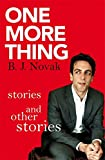 One More Thing: Stories and Other Stories